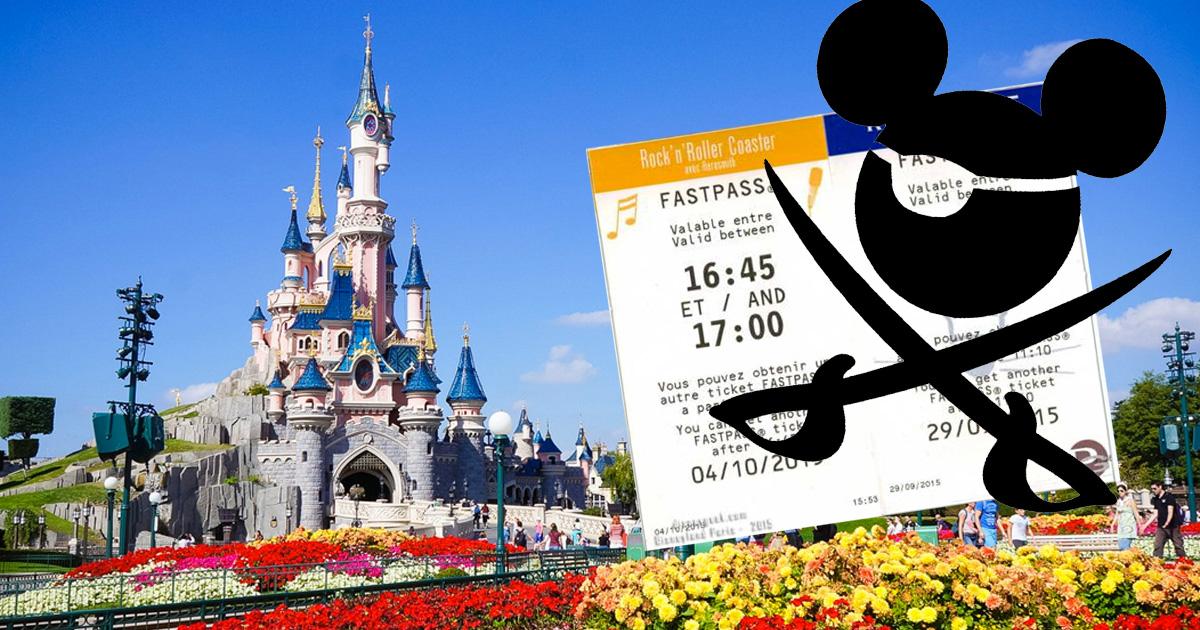 Le hacker découvre comment détester Disneyland à Paris