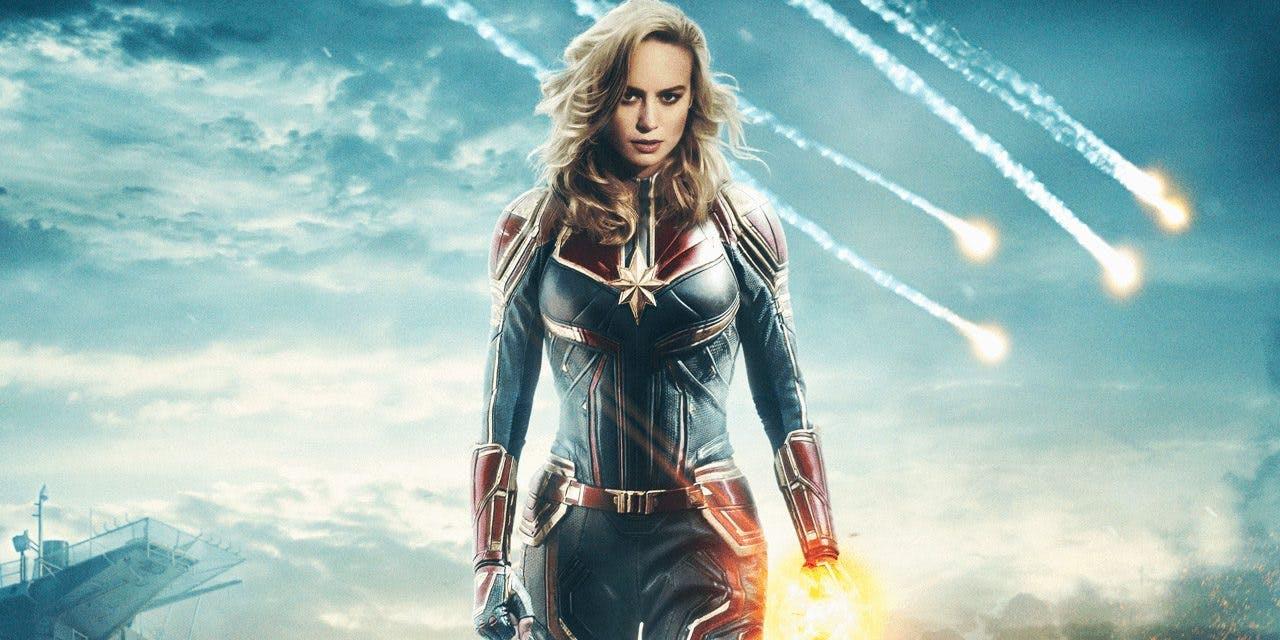 Captain Marvel pourrait se déplacer sur certaines planètes MCU