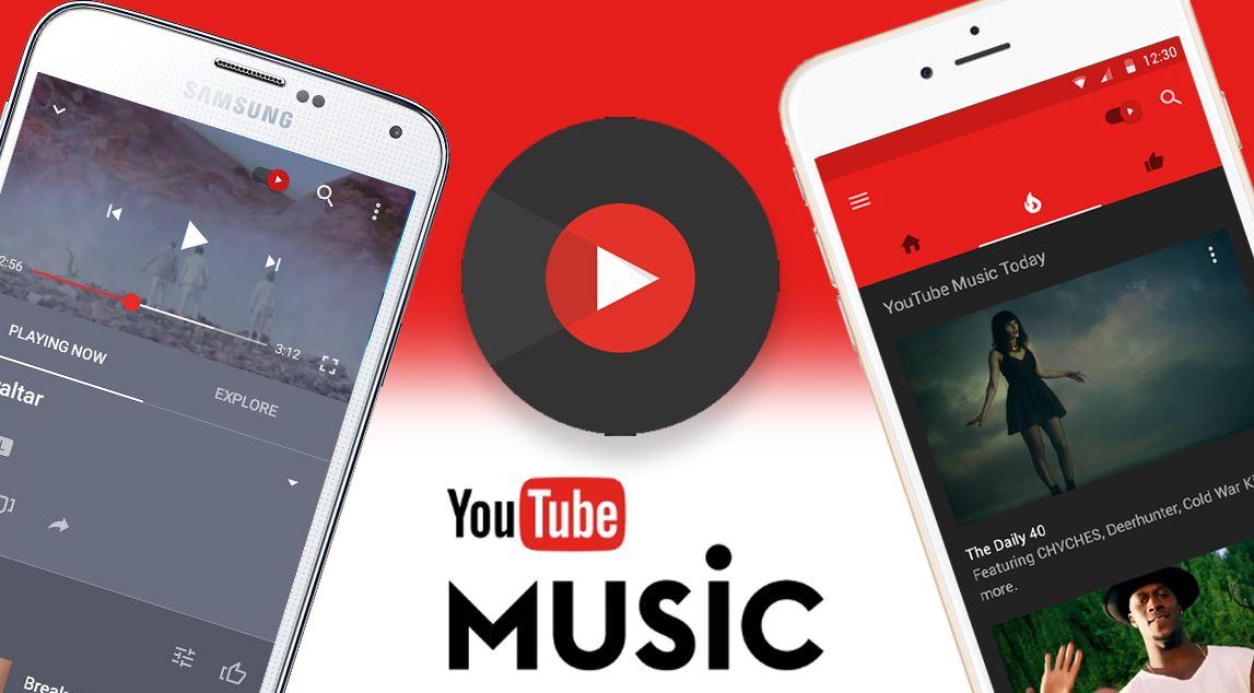Pour utiliser YouTube Music, évitez de créer votre propre compte sur votre iPhone!