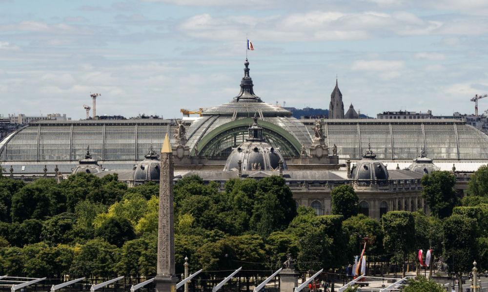 Un Grand Palais éphémère au Champ-de-Mars?