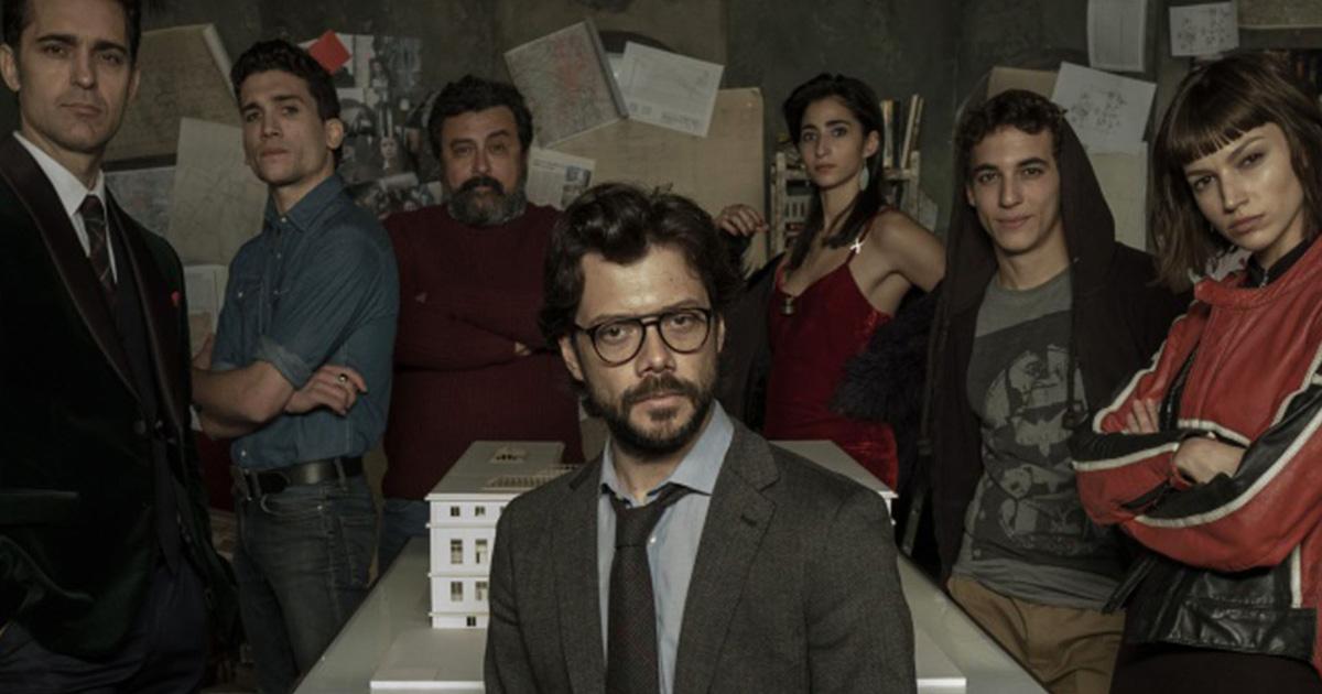 """""""Casa de Papel"""": Saison 3 révèle Tokyo et professeur relations"""
