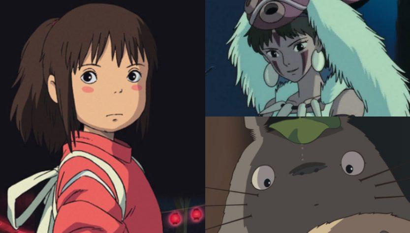 [Zone 42] Ghibli: Totoro, Mononoké et Chihiro s'invitent au mariage de deux fans
