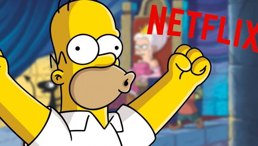 """Désenchanté: La nouvelle série de développeurs Simpson est révélée dans le premier """"teaser"""""""