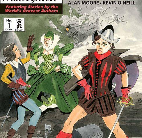 Alan Moore, génie du comics, en quelque sorte profondément recyclé et déluge dans différentes productions