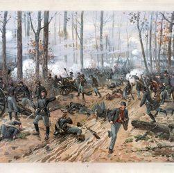 [Bon à savoir] Pourquoi des soldats de la guerre de sécession ont-ils vu leurs plies briller dans la nuit?