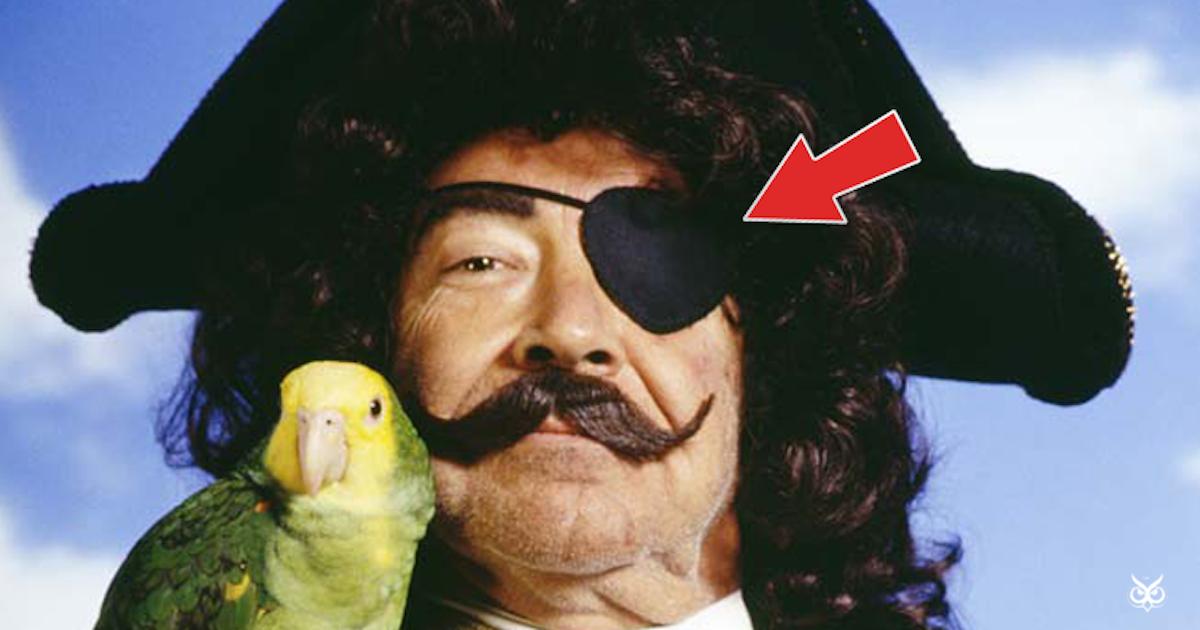 [Bon à savoir]  Pourquoi les pirates portaient-ils un cache-œil?