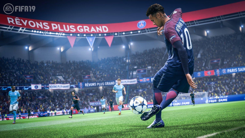 FIFA 19: le gameplay de Battle Royale va se développer