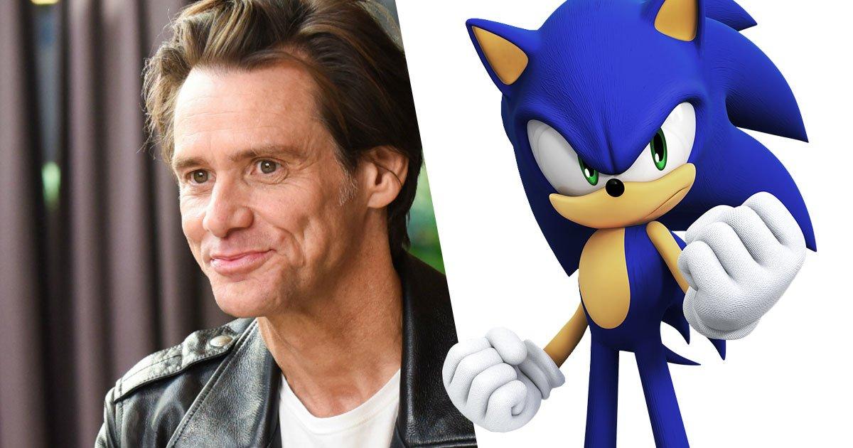 Sonic: Le rôle d'un film d'action en direct est expliqué par Jim Carrey et deux acteurs de Marvel Studios!