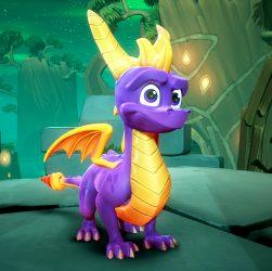 Spyro Dragon: remake poussé par la date de sortie
