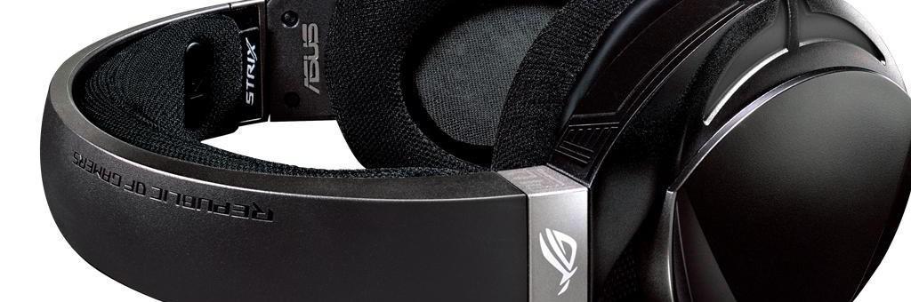 Test sans fil Asus ROG Strix Fusion - Casque sans fil pour PC et lecteurs PS4: spécifications, prix et dates de sortie