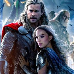 Thor 2: Chris Hemsworth trouve un couteau de cinéma