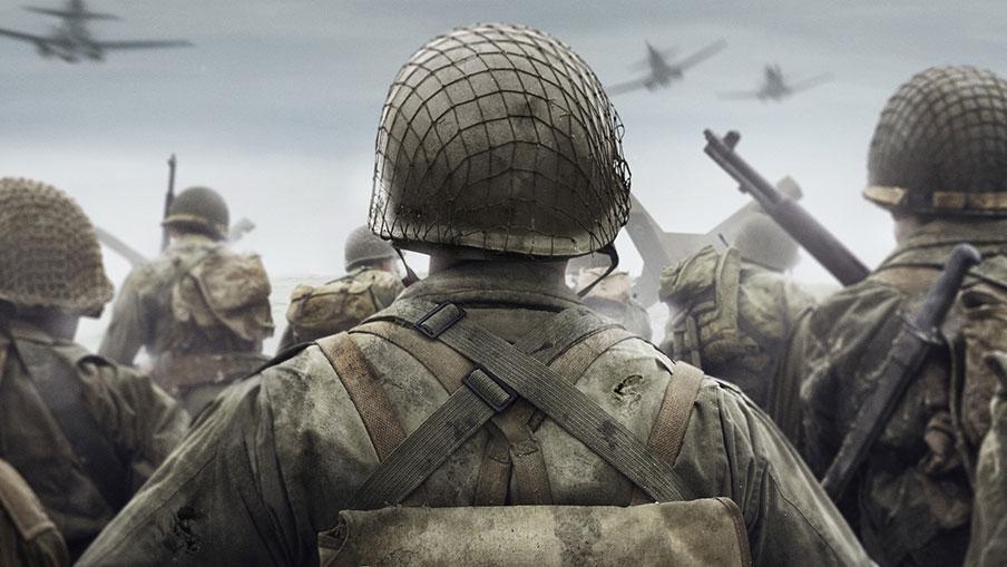 [Zone 42]  Call of Duty: La Seconde Guerre mondiale et le formidable joueur aveugle ont tué plus de 8200 ennemis