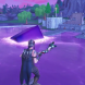 Fortnite: le cube se dissout sur le lac Loot, se transformant en trampoline rouge géant