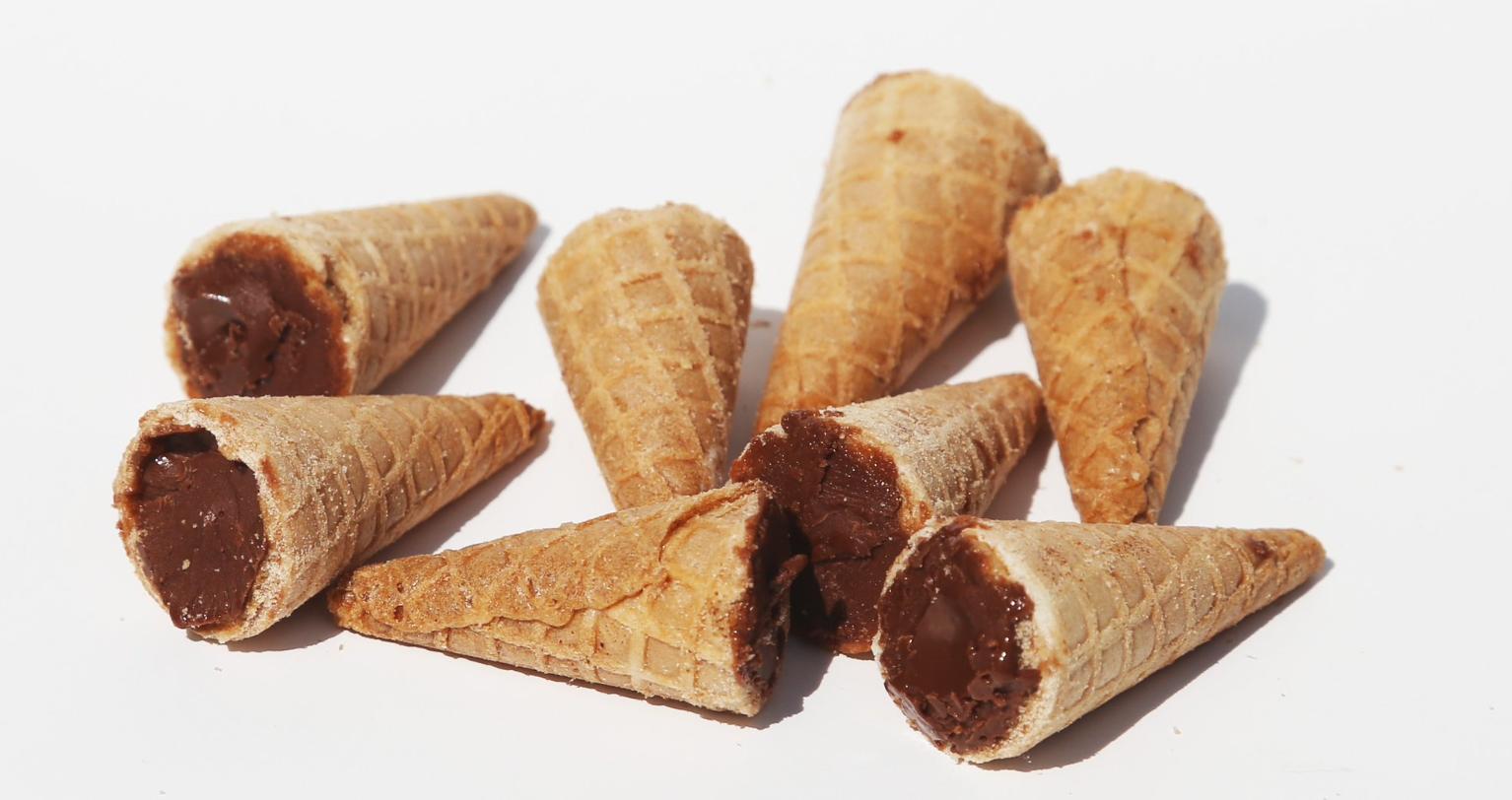 [Zone 42]  Muddy bite: Munch la meilleure partie du cornet de crème glacée!
