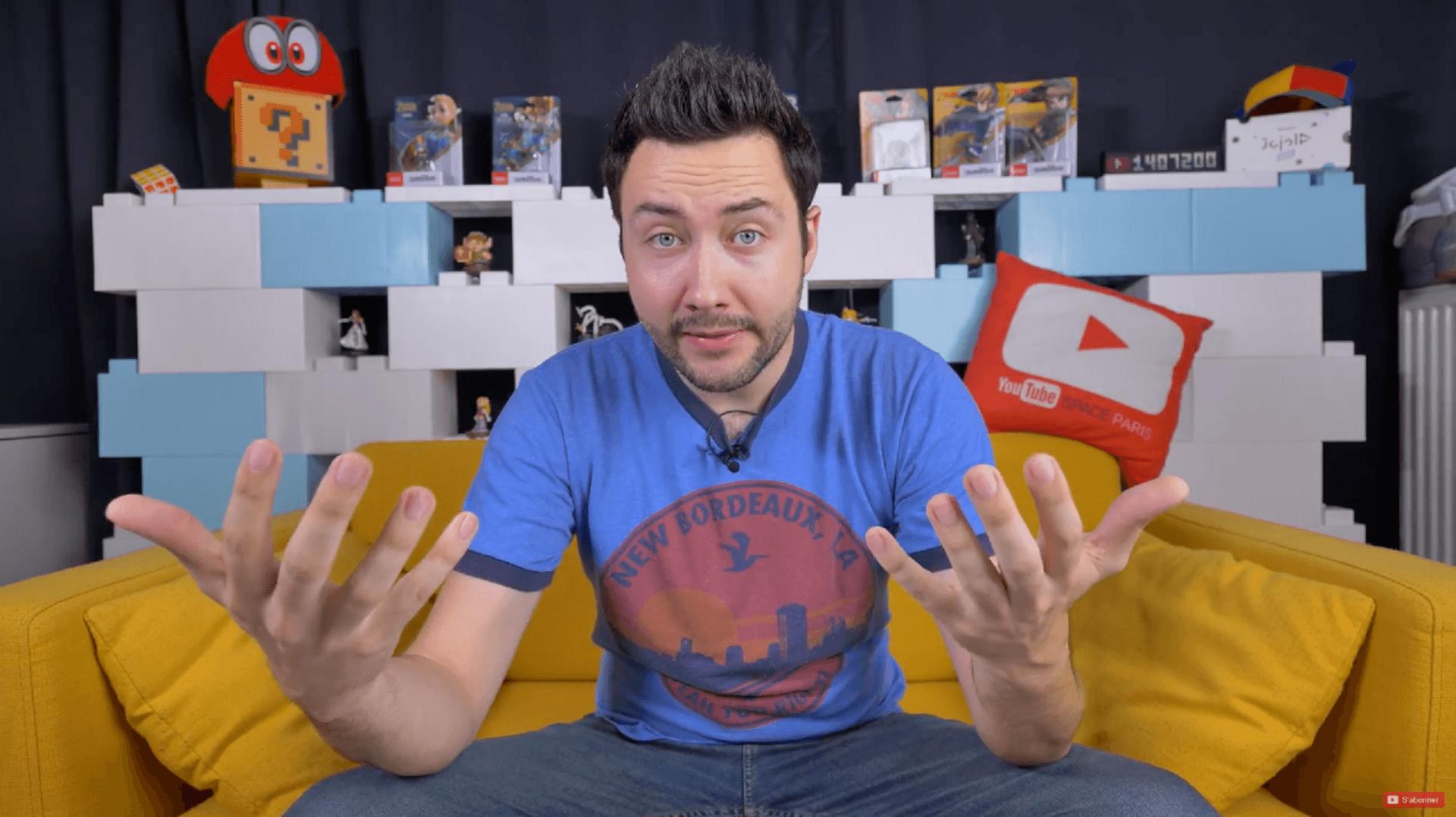 Quand le populaire cercle YouTube français pour les escroqueries sur iPhone XS - 429 €