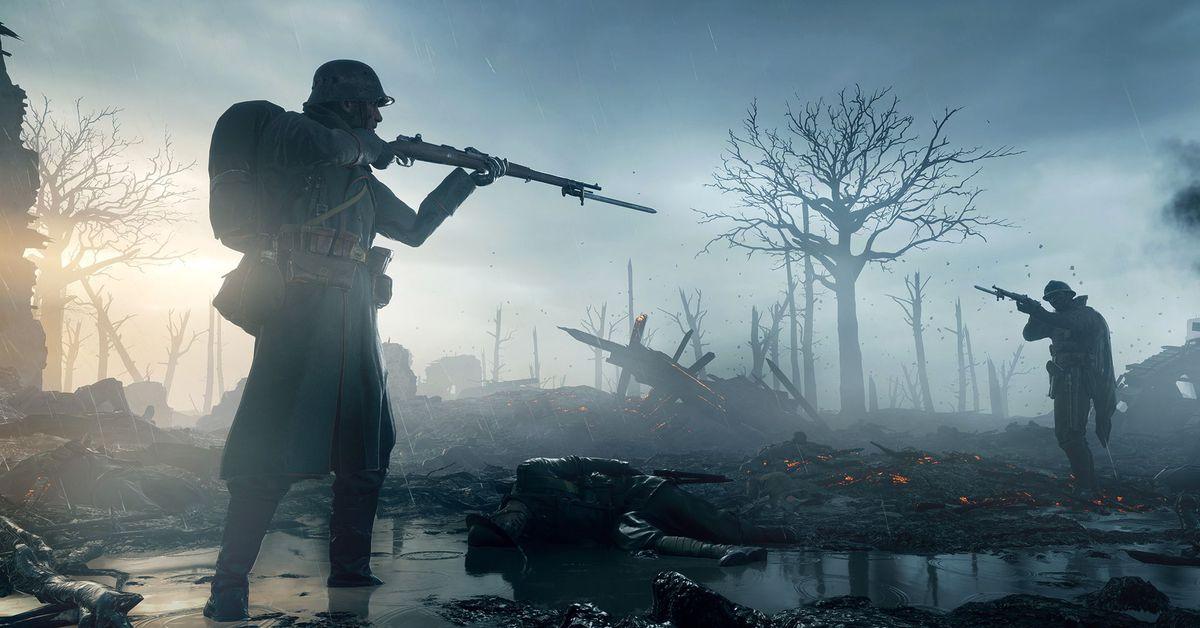 Les joueurs de Battlefield 1 respectent le 11ème. Suspension de la persécution
