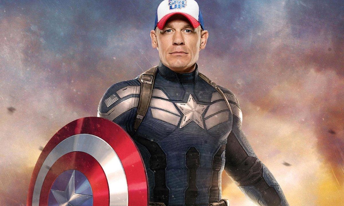 ATHE: John Cena sera-t-il différent de Captain America?