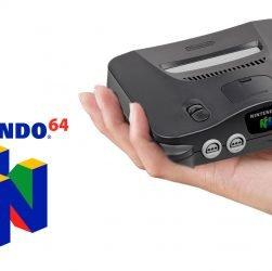 Ateise Nintendo 64 Classic Mini?