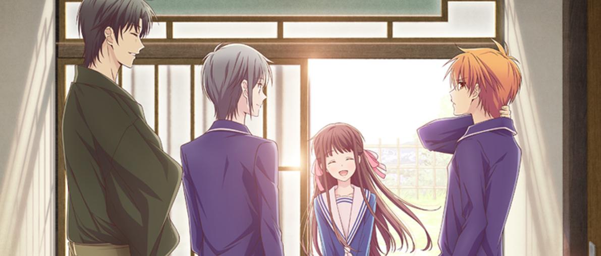 Fruits Basket: Avoir un site plus un sur le nouvel anime prévu!