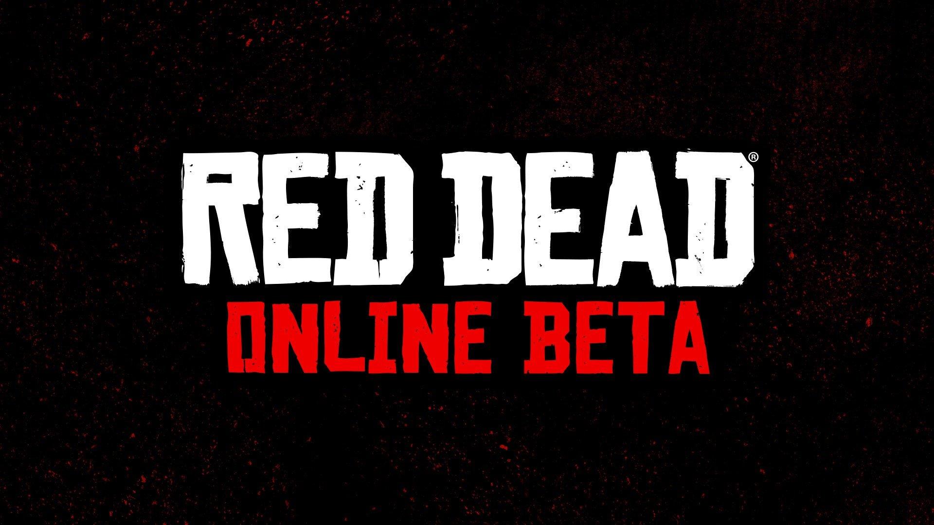 Red Dead Online: Nous en savons plus sur le lancement de la version bêta!