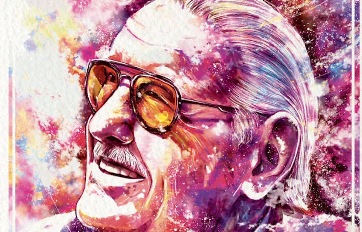 [Zone 42]  Les peintres font le dernier hommage à Stan Lee