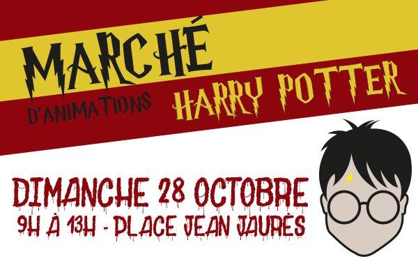 [Zone 42]  Lyon, folle réussite du marché Harry Potter
