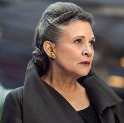 """""""Star Wars"""" IX: nous en savons plus sur la disparition de Carrie Fisher"""