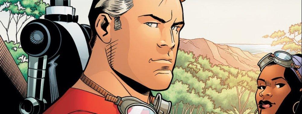 Débarquement de Tom Strong d'Alan Moore chez Urban Comics