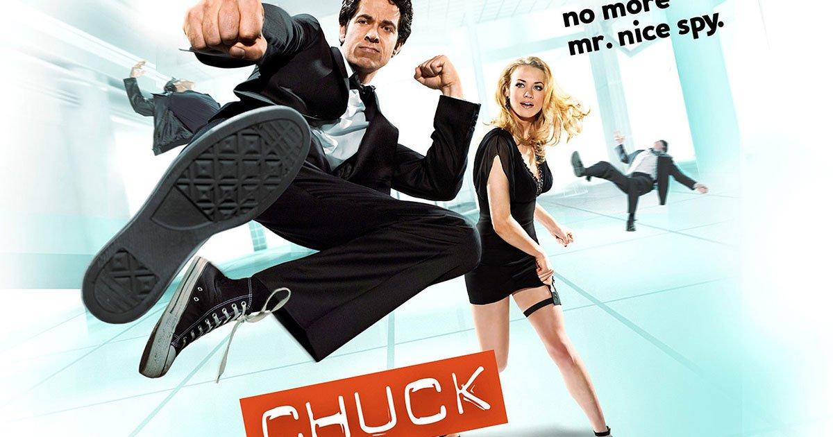 Avant / après: tu vas chez Chuck?