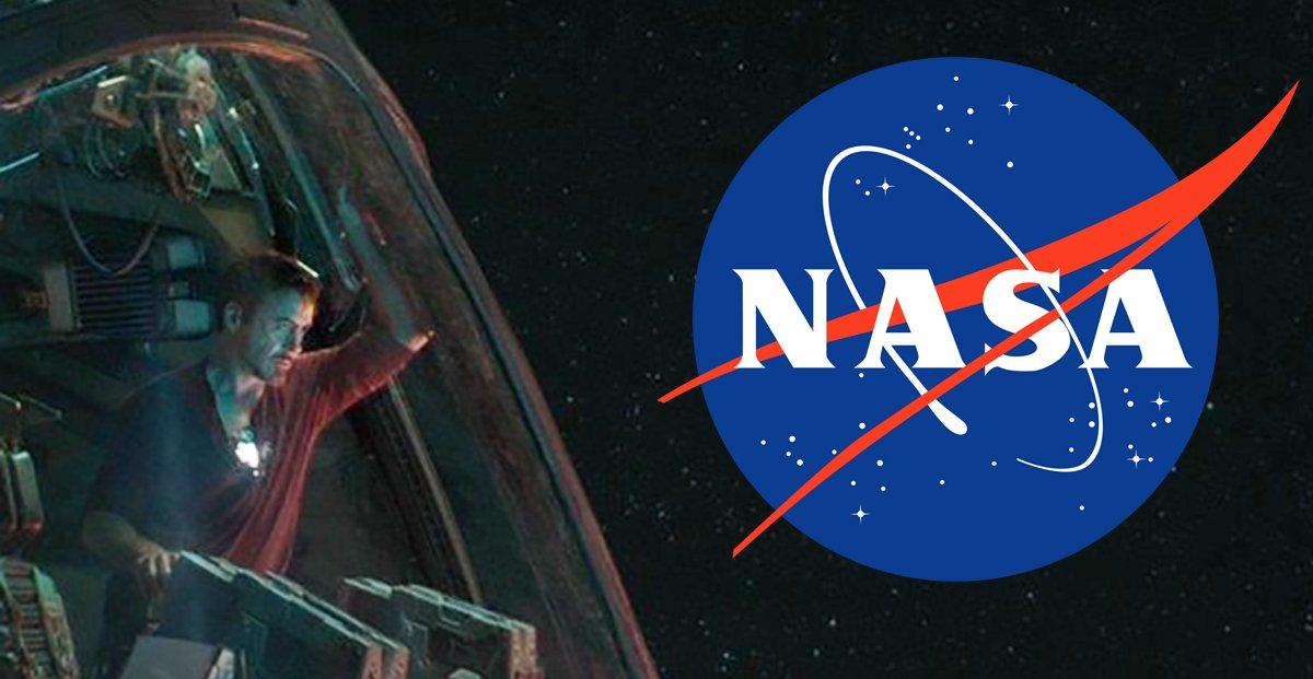 Avengers 4: Robert Downey Jr. a répondu à la NASA!