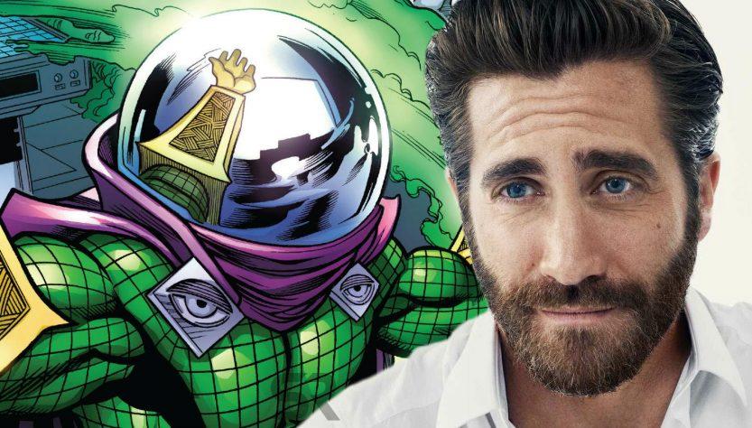 Jake Gyllenhaal confirme son rôle dans le prochain Spider-Man