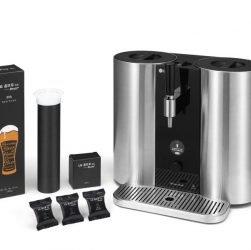 LG lance HomeBrew, une machine à café Nespresso pour la bière artisanale!