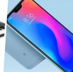 Meilleures offres: Xiaomi Redmi 6 -27%, DEL connectée à -20%, clavier numérique -31%