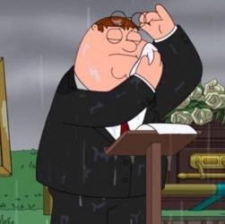 [Zone 42]  Respect de Karrie Fisher dans le dernier épisode de Family Guy
