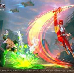 Power Rangers se bat pour la PS4, la Xbox One, le switch et le PC (Trailer)
