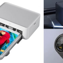 Bonnes offres: Horloge connectée Amazfit Verge, imprimante photo couleur pour imprimante photo Mijia et caméra espion Jackcom CC2 Mini