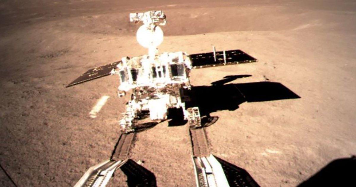 Chang & # 39; 4: Voici une vue panoramique de la face cachée de la lune prise depuis une sonde non chinoise