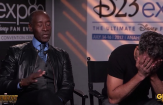 Endgers des Avengers: Don Cheadle refuse de promouvoir un film avec Mark Ruffalo, un spoiler des pieds