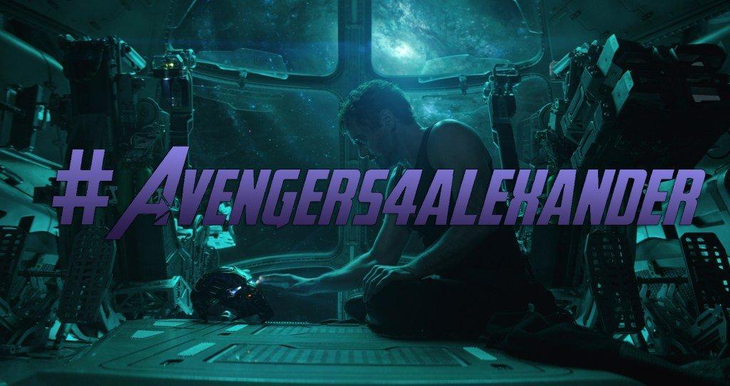 Internet se mobilise pour la phase terminale du bois voir Avengers: Endgame avant de mourir