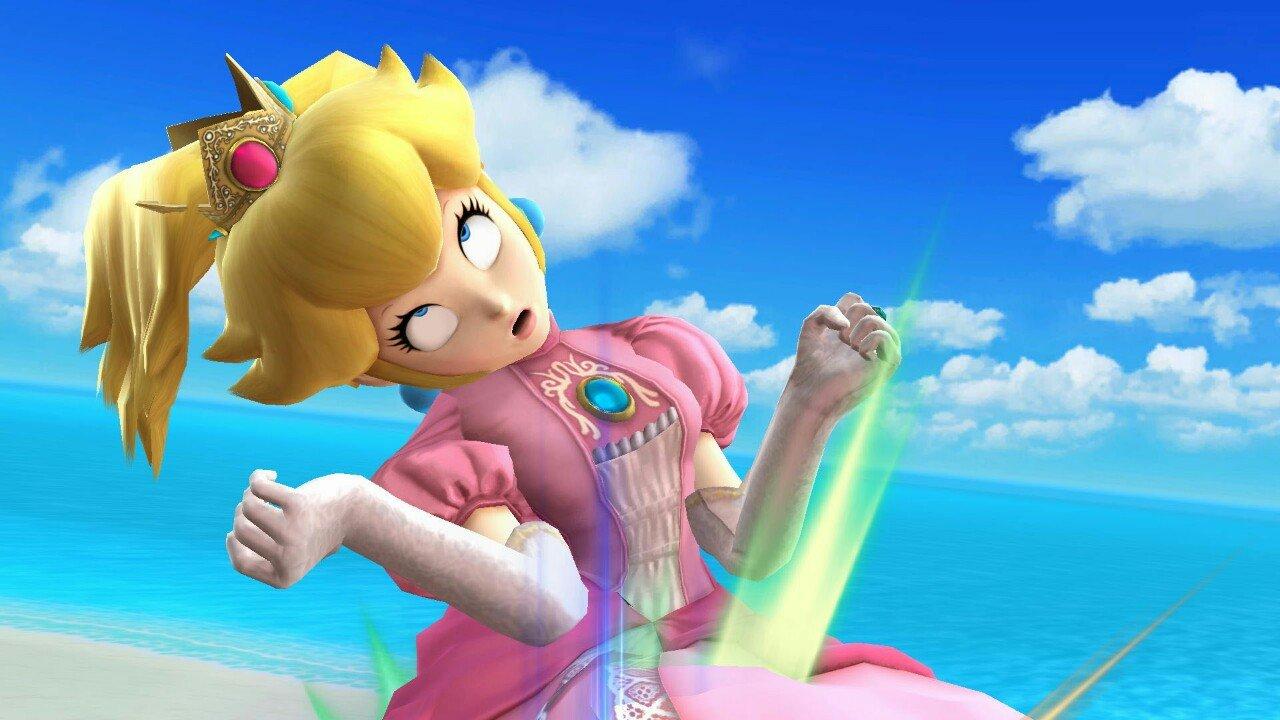 Super Smash Bros. Finale: Peach, les monstres actuels de la scène compétitive