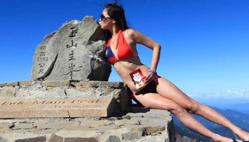 [Zone 42]  Gigi Wu, touriste en bikini, décédé des suites d'une ruine